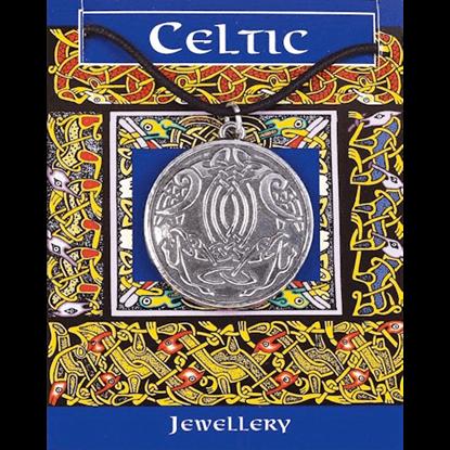 Celtic Zoomorphic Necklace