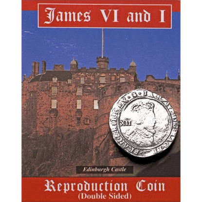 James VI and I Replica Coin Pack