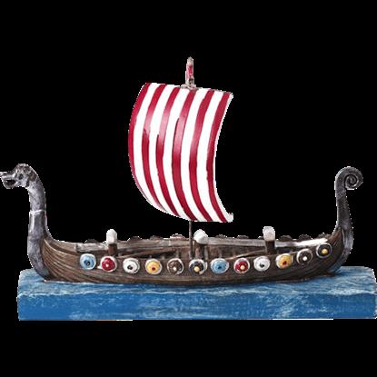 Viking Model Ship