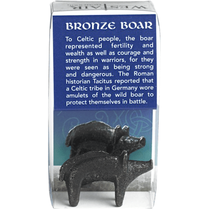 Celtic Boar Miniature