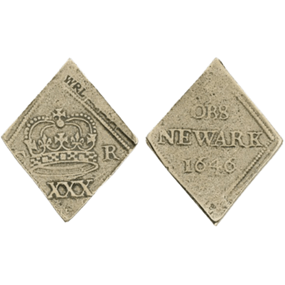 Charles I Half Crown Replica Coins