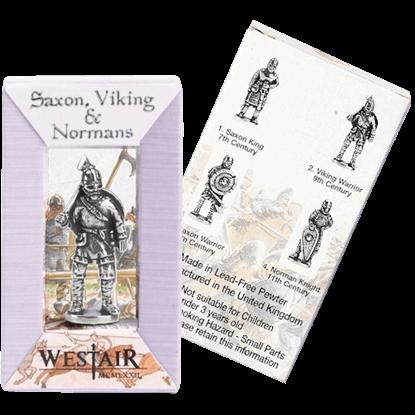 Viking Warrior Figure