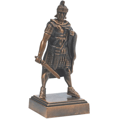 Roman Centurion Pencil Sharpener