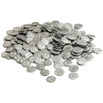 50 Mixed Viking Coins