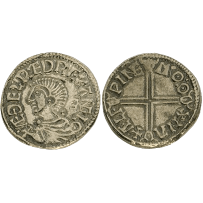 Aethelred II Penny Replica Coins