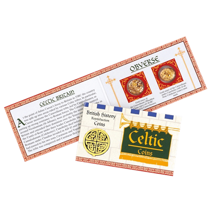 Celtic Replica Coin Pack