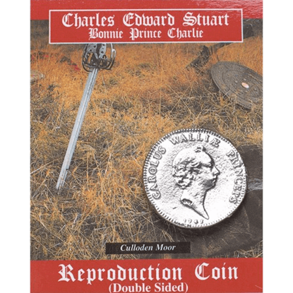 Charles Edward Stuart Replica Coin Pack