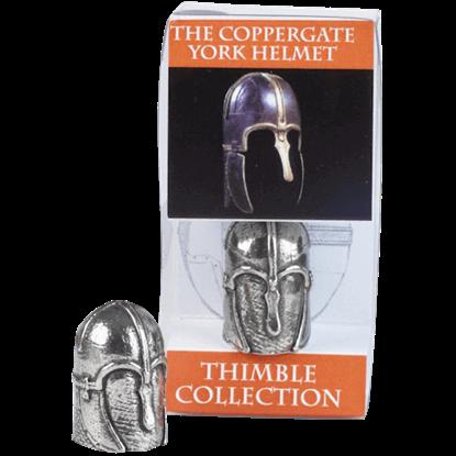Viking Coppergate Thimble