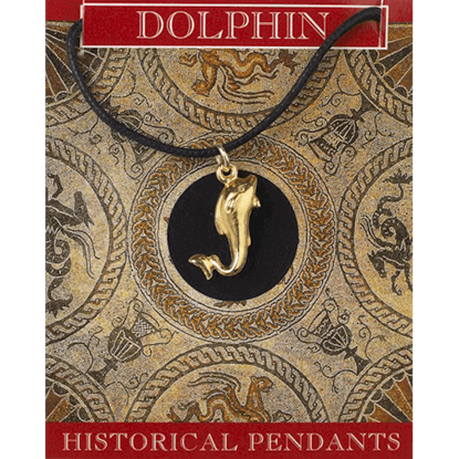 Gold Plated Dolphin Necklace