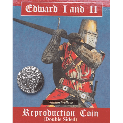 Edward I And II Replica Coin Pack