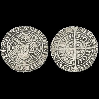 Edward I Groat Replica Coins