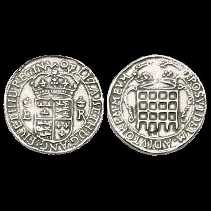 Elizabeth I Testern Replica Coins