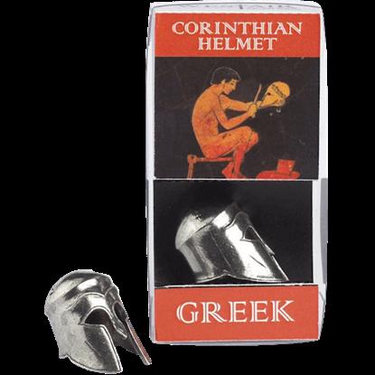 Greek Corinthian Helmet Thimble