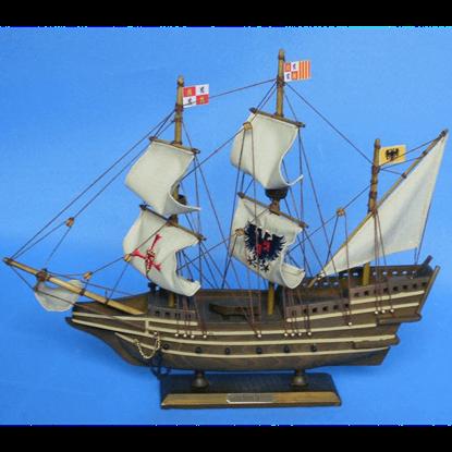 Mel Fishers Atocha Model Ship