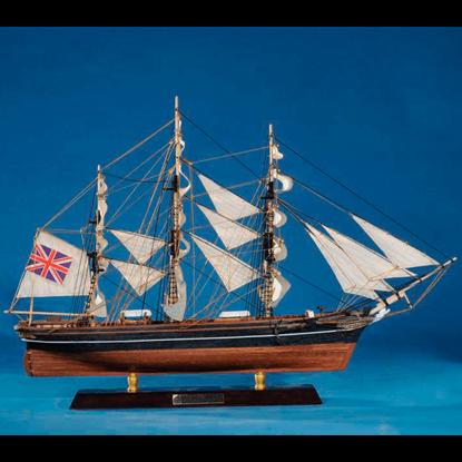 20 Inch Cutty Sark Model Ship