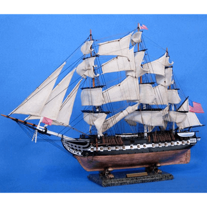 30 Inch USS Constitution Model Ship