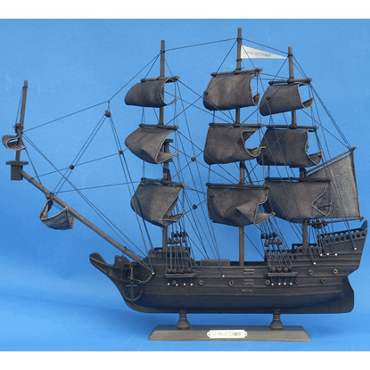 20-Inch Flying Dutchman Model Ship