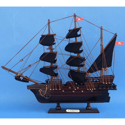 Henry Averys The Fancy Model Ship