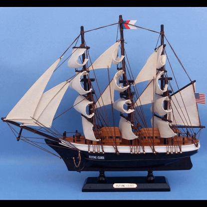 14 Inch Flying Cloud Model Ship