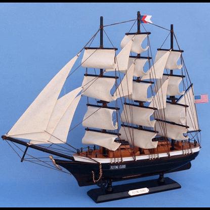 20 Inch Flying Cloud Model Ship