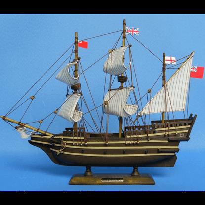 14 Inch Mayflower Model Ship