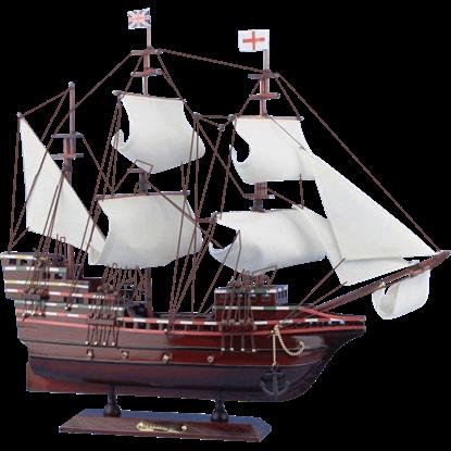 20 Inch Mayflower Model Ship