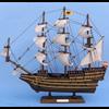 14 Inch San Felipe Model Ship