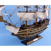 14 Inch Sovereign of the Seas Model Ship