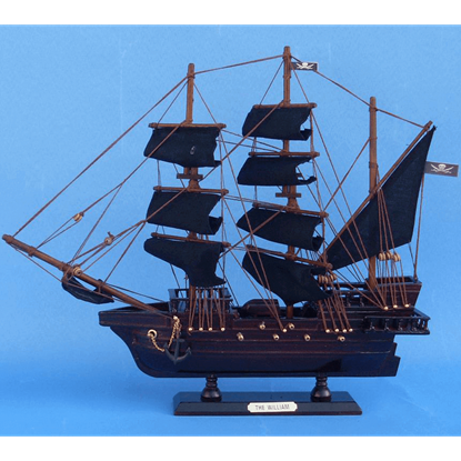 Calico Jacks The William Model Ship