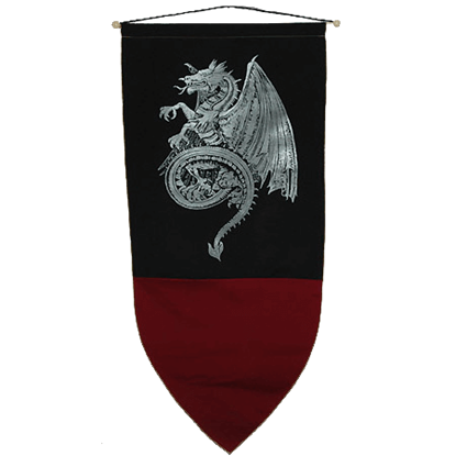 Celtic Dragon Banner