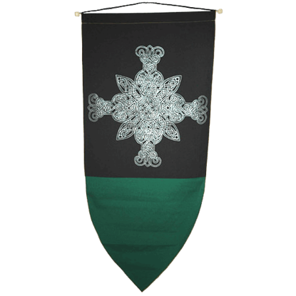 Celtic Cross Banner