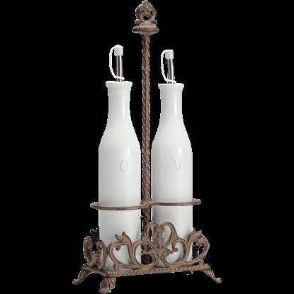 Classic Oil and Vinegar Bottle Set