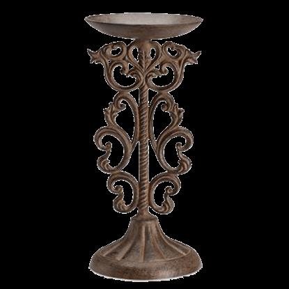 Classic Pillar Candleholder