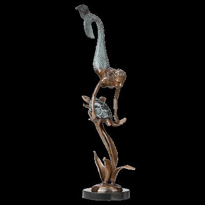 Deep Sea Pals Statue