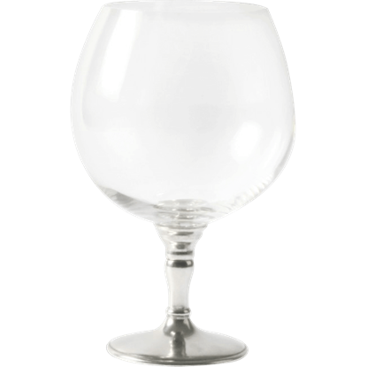 Classic Pewter Cognac Glass