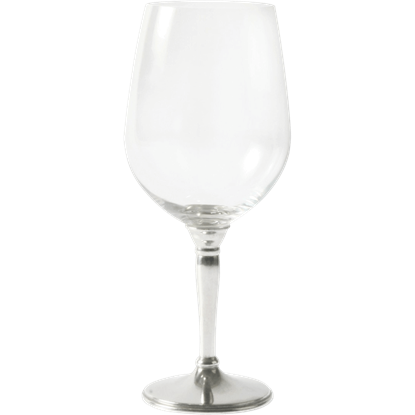 Classic Pewter Red Wine Glass