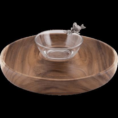 Songbird Ring Serving Bowl