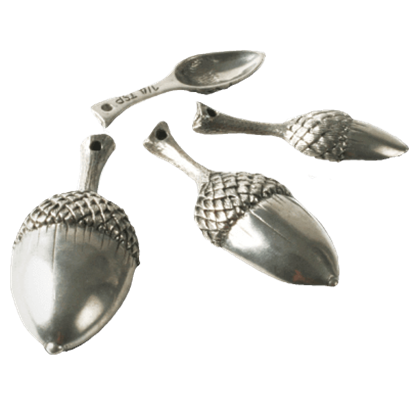 Acorn Measuring Spoon Set