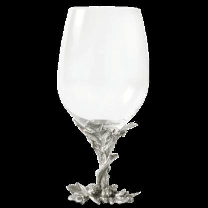 Acorn and Oak Leaf Water Glass