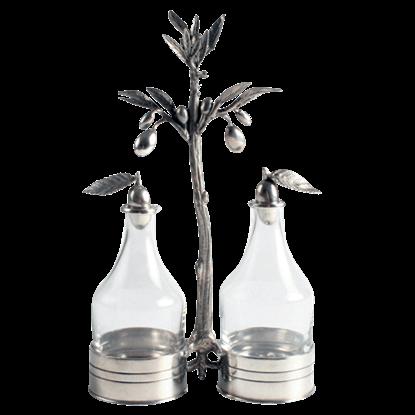 Olive Grove Oil and Vinegar Server