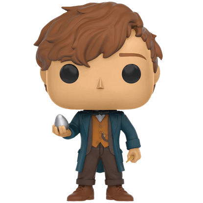 Fantastic Beasts Newt Scamander POP Figure