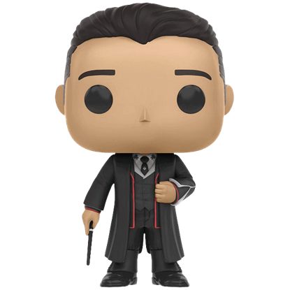 Fantastic Beasts Percival Graves POP Figure