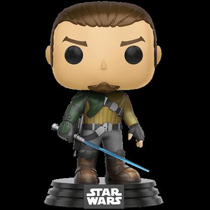 Star Wars Rebels Kanan Jarrus POP Bobblehead