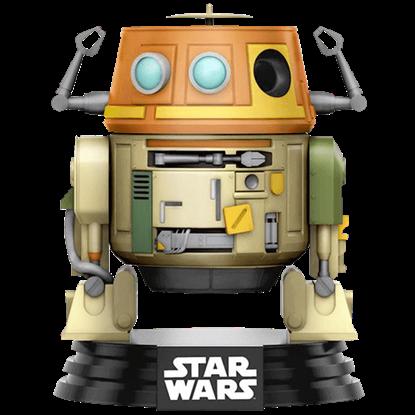Star Wars Rebels Chopper POP Bobblehead