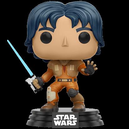 Star Wars Rebels Ezra Bridger POP Bobblehead