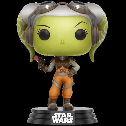 Star Wars Rebels Hera Syndulla POP Bobblehead