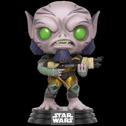Star Wars Rebels Zeb Orrelios POP Bobblehead