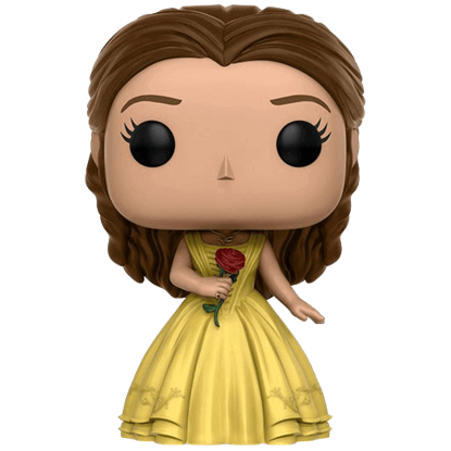 Beauty and the Beast Belle Yellow Gown POP Figure