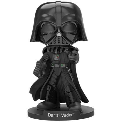 Rogue One Darth Vader Wobblers Bobblehead