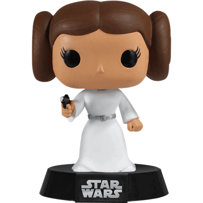 Princess Leia POP Bobblehead